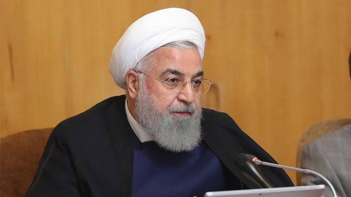Presidente iraní asegura que su país continúa respetando acuerdo nuclear pese a sanciones de Estados Unidos