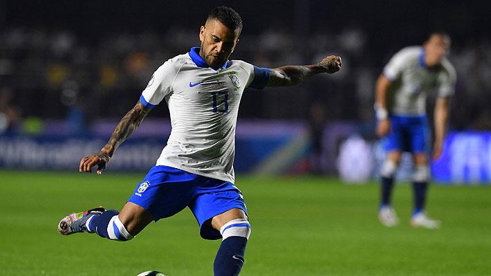 """Dani Alves califica a Vidal como un """"fenómeno"""", dedica palabras a Bravo y pide un """"deseo"""" al referirse a la """"Roja"""""""