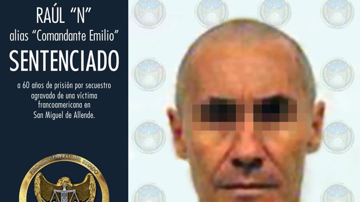Defensa de Raúl Escobar Poblete apelará a sentencia de 60 años en México