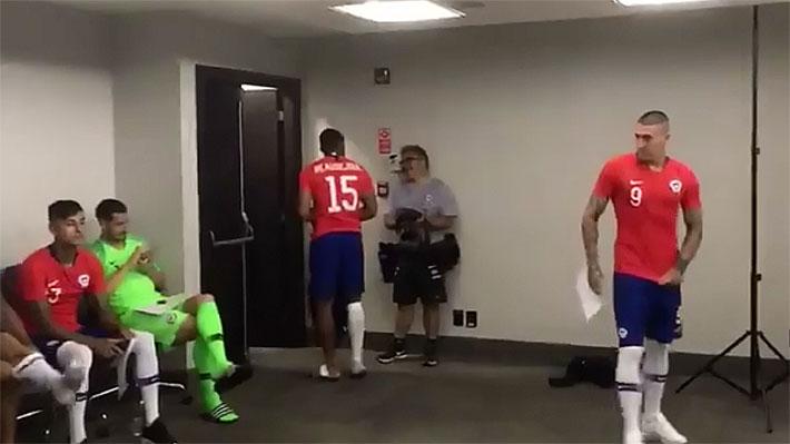 """Una sola copa en el pecho: Mira la camiseta que usará la """"Roja"""" para la Copa América en Brasil"""