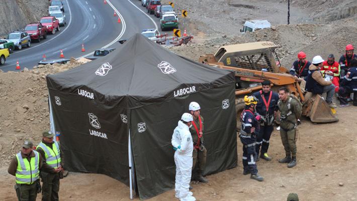 Confirman que minero fallecido en Tocopilla es el joven de 19 años: Falta por encontrar a su padre
