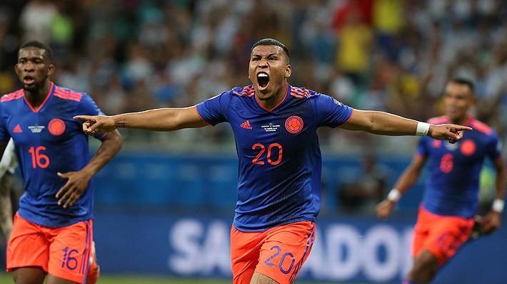 Uno fue un golazo: Mira los tantos con los que Colombia venció a Argentina en la Copa América