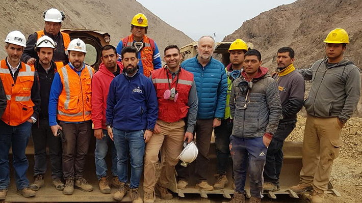 """Prokurica dice que """"no es muy alta"""" probabilidad de que esté vivo el otro minero y que Bolivia pidió a Chile repatriar al fallecido"""