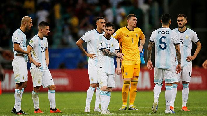 Argentina y Messi tienen un pésimo arranque en la Copa América con una derrota ante una sólida Colombia