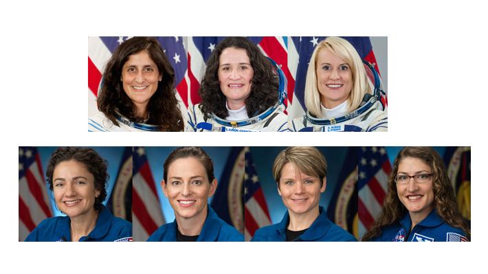 ¿Quién será la primera mujer en pisar la Luna? Estas son las candidatas de la NASA para ir en 2024
