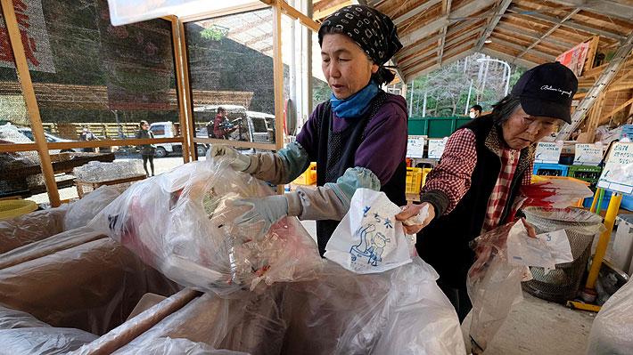 Kamikatsu, el pueblo japonés donde no se recolecta la basura y sus habitantes reciclan lo que más pueden