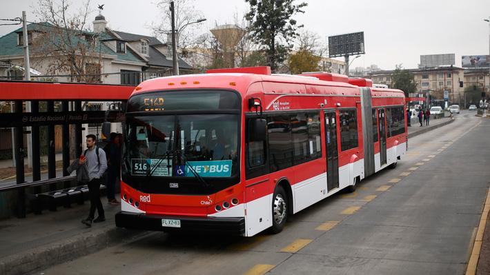 Buses eléctricos de Red completan más de 6,5 millones de viajes desde diciembre