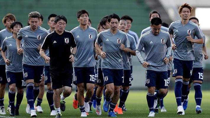 """Cómo llega y quiénes son las figuras de Japón, el primer rival de la """"Roja"""" en Copa América"""