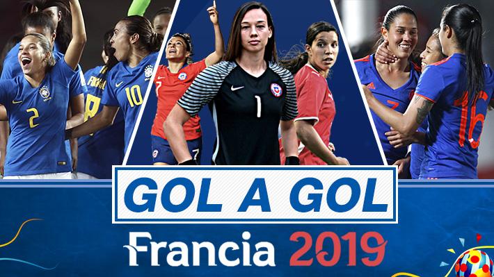 Resultados de la primera fase del Mundial femenino 2019