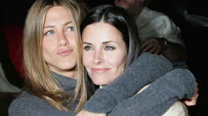 """Actrices de """"Friends"""" comparten foto de su reencuentro para celebrar el cumpleaños 55 de Courteney Cox"""