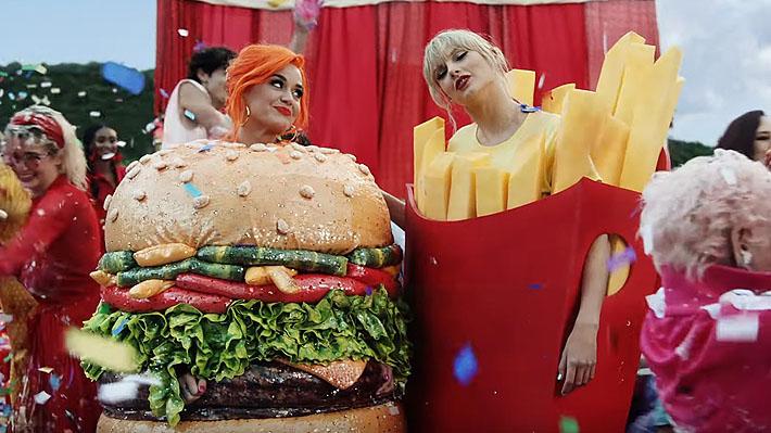 Taylor Swift lanza su nuevo videoclip en apoyo a la comunidad LGBT+ y plasma su reconciliación con Katy Perry