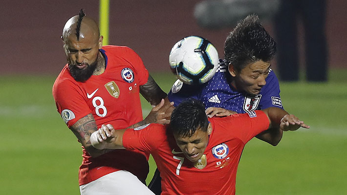Vidal pidió que dejen trabajar a Rueda y Alexis se refirió a lo que ha mejorado Chile desde 2015