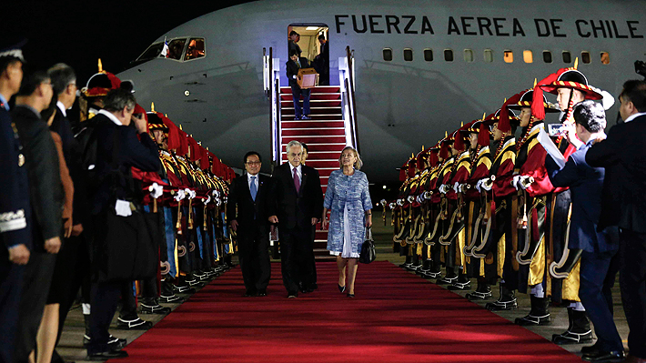 Nuevo protocolo de giras presidenciales: Parlamentarios deberán pagar su alojamiento al ser parte de comitiva oficial