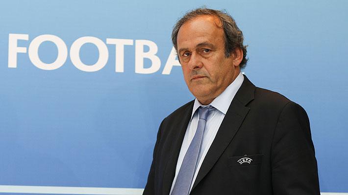 Detienen en Francia a Michel Platini por supuesta corrupción con el Mundial de Qatar 2022
