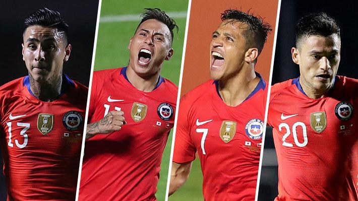 """Los destacados rendimientos y los puntos altos que entusiasman en la """"Roja"""" para pelear por el grupo en la Copa América"""