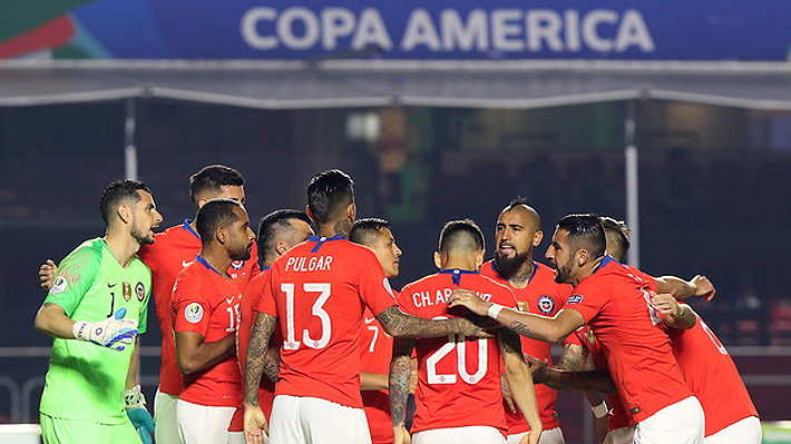 Por qué Chile ganando a Ecuador clasificaría de inmediato a cuartos de Copa América
