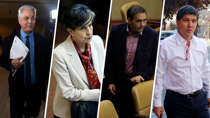 """Parlamentarios del PS dicen sentir """"vergüenza y dolor"""" por supuestos vínculos del padrón de San Ramón con narcotráfico"""