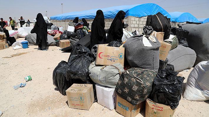 La escalada de violencia en el noroeste de Siria deja 230 civiles muertos y 330.000 desplazados