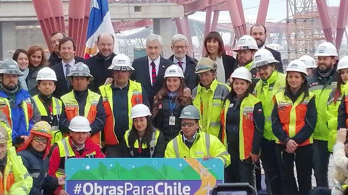 Piñera anuncia plan de modernización de aeropuertos: 15 tendrán capacidad de operación internacional