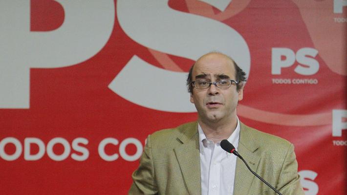 """Fernando Atria y presuntas irregularidades del PS en San Ramón: """"Está en juego el sentido de la existencia del partido"""""""