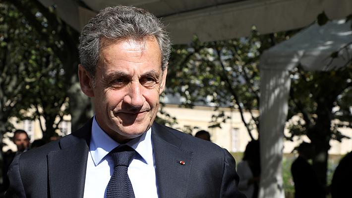 Ex Presidente Nicolas Sarkozy será juzgado en Francia por corrupción y tráfico de influencias