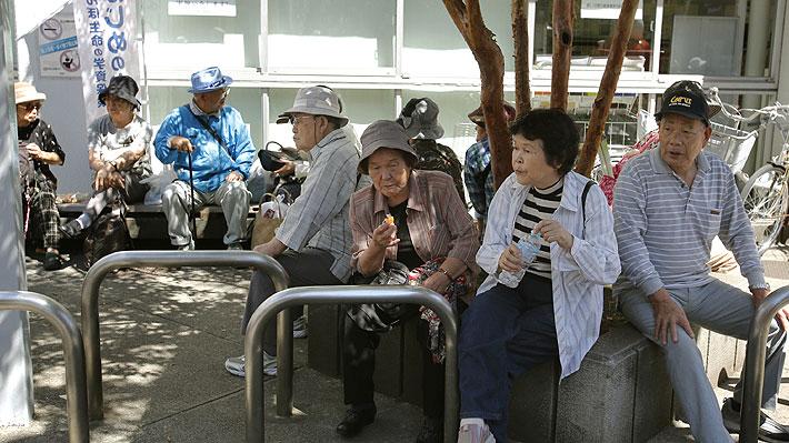 Las otras batallas en materia de pensiones en el mundo: Japoneses no podrían vivir con sus jubilaciones