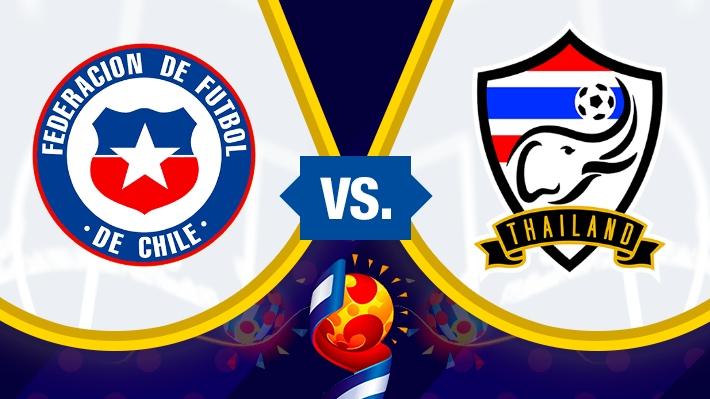 Revive la victoria de Chile sobre Tailandia, la cual no sirvió para avanzar a octavos del Mundial femenino