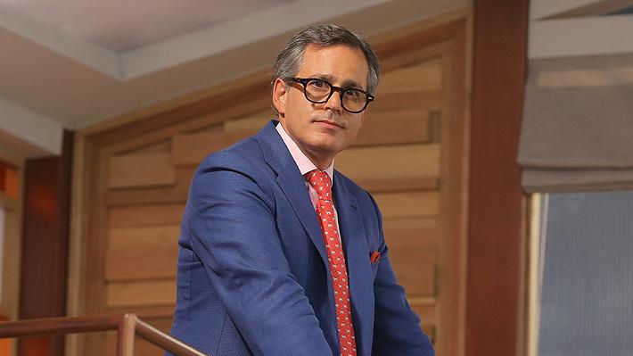 Javier Urrutia renuncia como director ejecutivo de Canal 13: Será reemplazado por Maximiliano Luksic