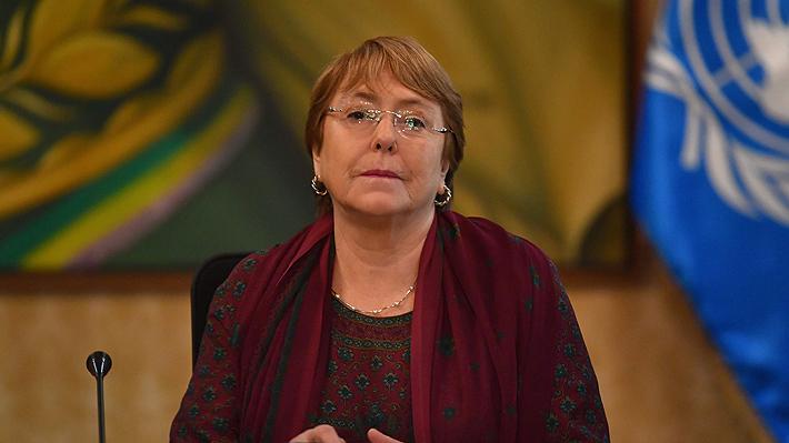 Bachelet culmina segundo día en Venezuela y se prepara para jornada clave en que se reunirá con Guaidó y Maduro