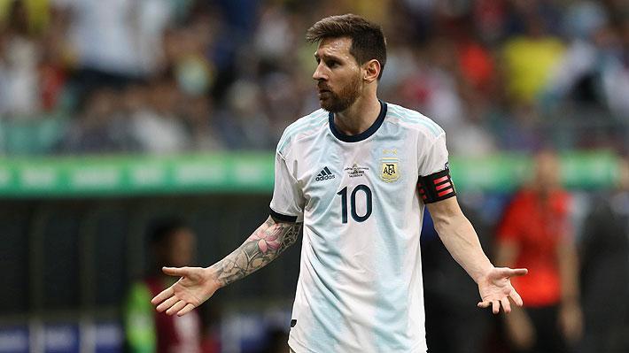 """""""Un descalabro"""", """"bochorno"""", """"ni Messi puede salvarnos"""": Prensa argentina sigue destrozando a su selección"""