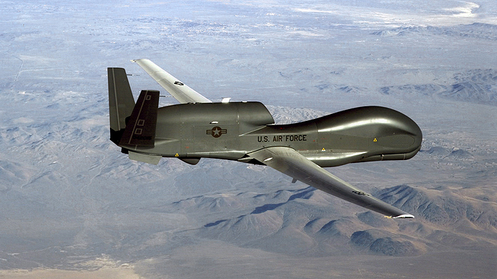 Cómo es el Global Hawk, el poderoso dron de EE.UU. derribado por Irán