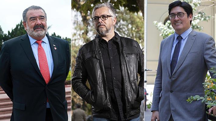 Andrónico Luksic defiende nombramiento de su hijo Maximiliano como director ejecutivo de Canal 13