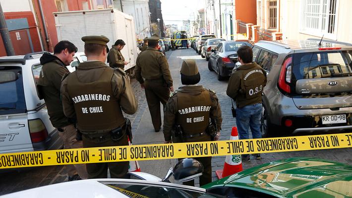 Turista extranjero muere tras ser asaltado en el cerro Alegre en Valparaíso