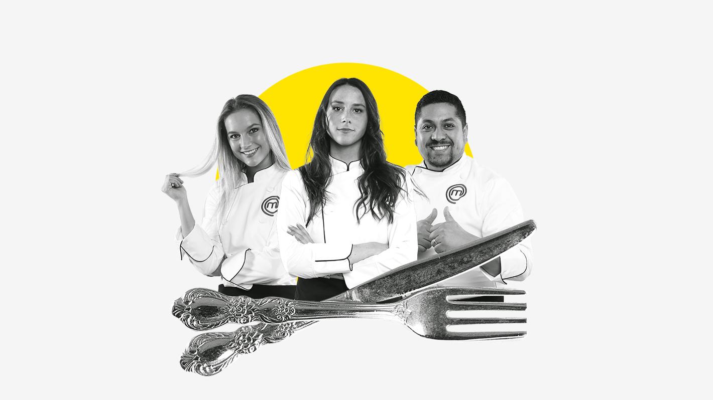 A un día del último capítulo: ¿Dónde comen los tres finalistas de la 4° temporada de MasterChef Chile?