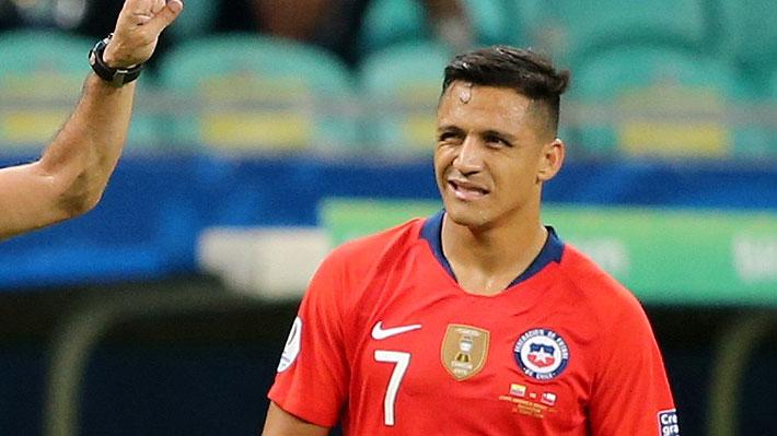 """Alexis enciende las alarmas en la """"Roja"""": """"Me volví a doblar el tobillo... creo que tengo un esguince"""""""