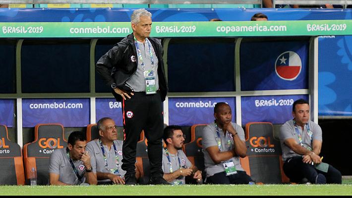 """Rueda cree que Arias se precipitó en el gol  y que a la """"Roja"""" le faltó inteligencia luego de abrir la cuenta"""
