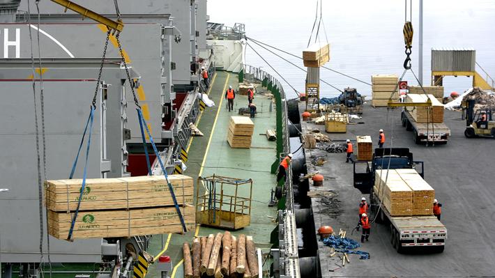 Los productos chilenos más afectados por la guerra comercial entre China y EE.UU.:Litio, cobre y madera