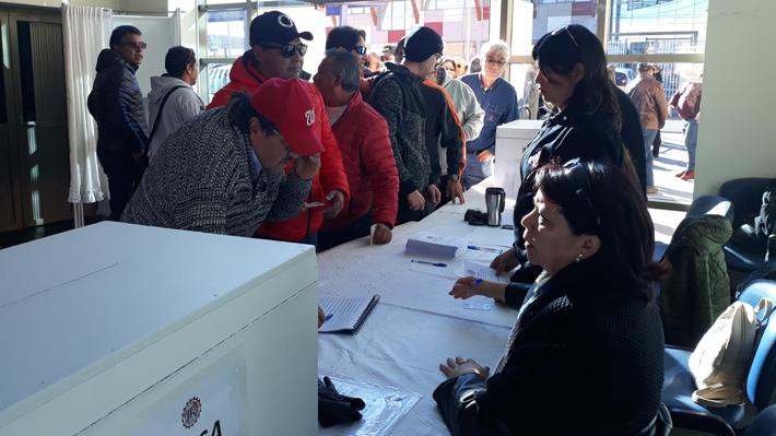 Jornada clave para Codelco: Trabajadores de Chuquicamata votan última oferta de la empresa esta jornada