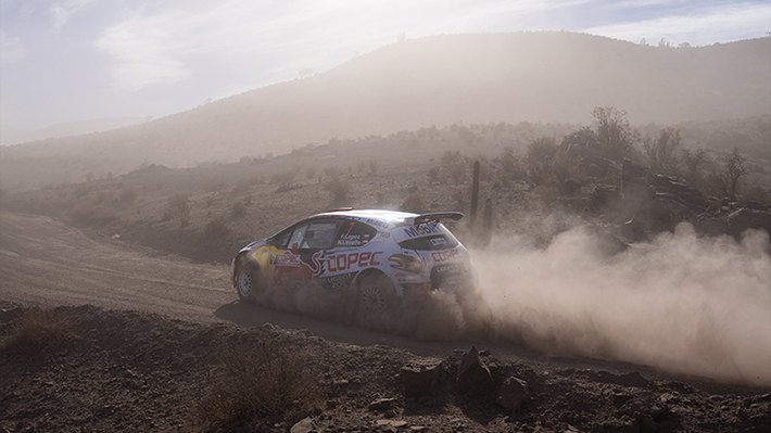 RallyMobil en Ovalle: Suspenden pruebas especiales 2 y 3 por seguridad