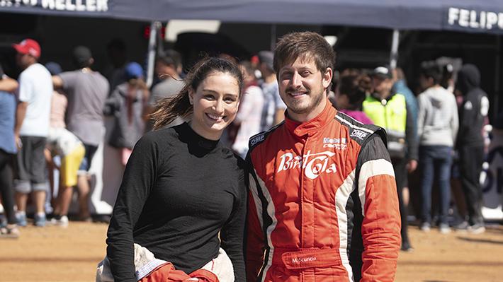 Javiera Román publica sentidas disculpas por abandono en el GP de Ovalle