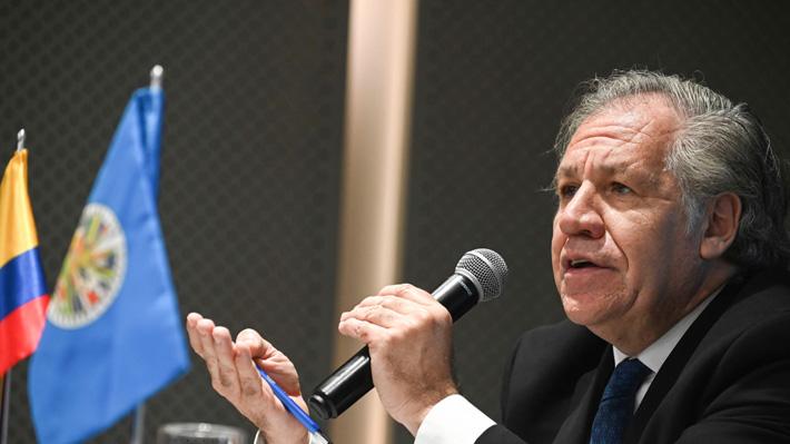 "OEA dice que es ""fundamental"" que Bachelet lleve denuncias de venezolanos a Corte Penal Internacional"