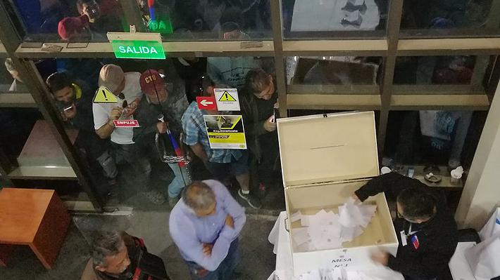 Revés para Codelco: Trabajadores en huelga rechazan última oferta y paralización continúa
