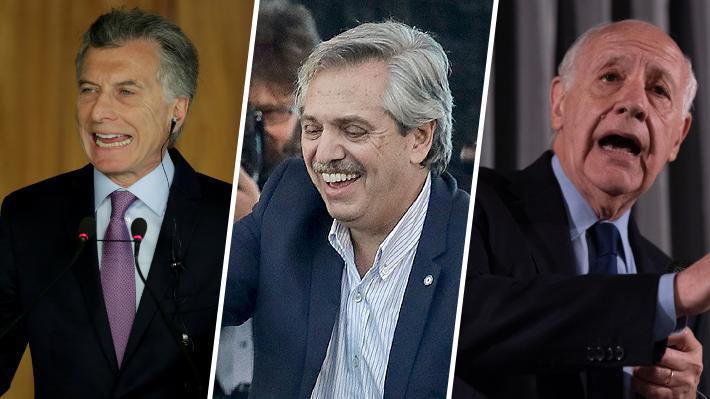 Se cierran las listas: Argentina inicia dura campaña presidencial en medio de ambiente de recesión económica