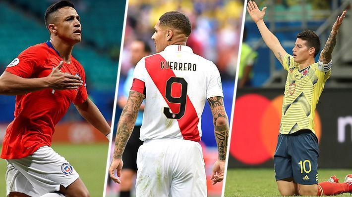 Tras el cierre del Grupo B, Chile quedó ahora sólo con dos posible rivales para cuartos en Copa América