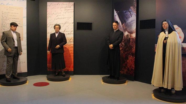 Desde Arturo Prat hasta Gabriela Mistral: Las Condes inaugurará el primer Museo de Cera en Chile
