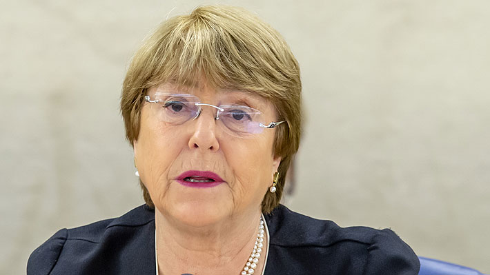 Bachelet insta a juzgar o liberar a los 55 mil supuestos terroristas detenidos en Siria e Irak