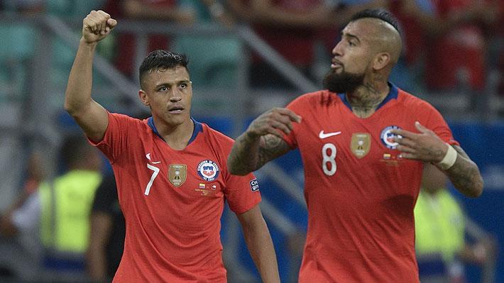 Chile sale ante Uruguay a ganar el grupo y a definir rival para cuartos con un 11 estelar que deja dudas hasta última hora