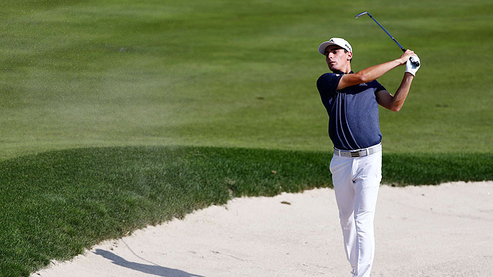 Con su ingreso al top 100, Niemann se convirtió en el golfista chileno con mejor ranking en la historia