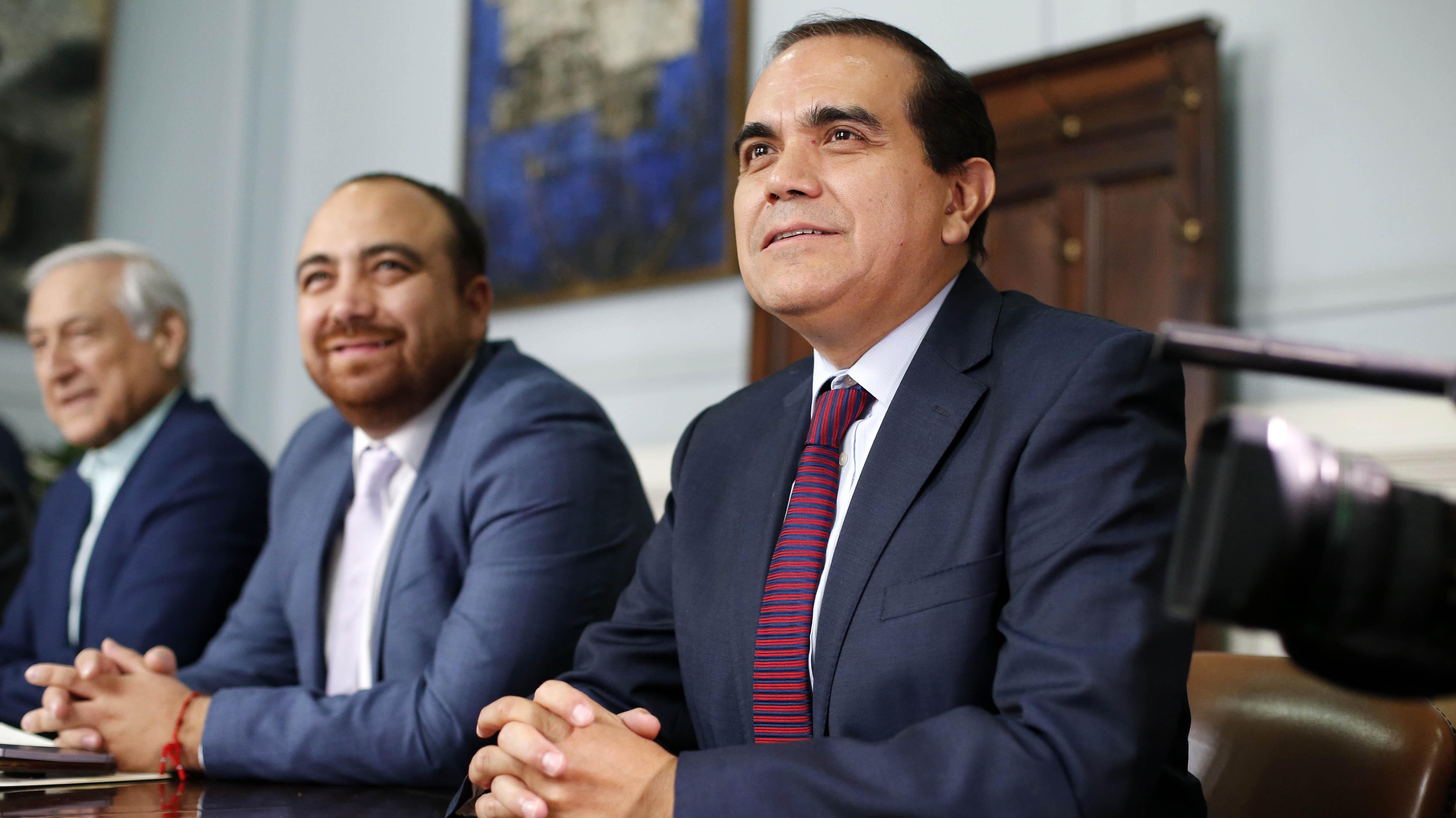 """Presidente del PR dice que """"cuesta entender"""" acuerdo entre la DC y el Gobierno por reforma tributaria"""