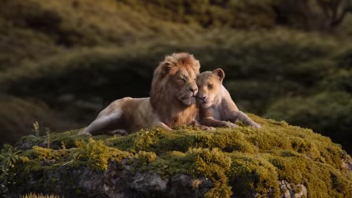 """""""El rey León"""": Nuevo avance da a conocer la versión de Beyoncé y Donald Glover de la canción de Simba y Nala"""